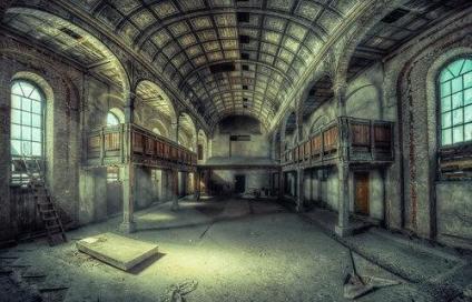 Abandonded Church, Poland
