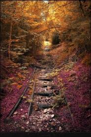 Abandonded railroad Lebanon, Missouri