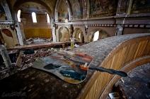 Abondoned restoration