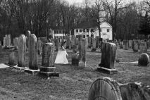 Currituck Lighthouse haunted graveyard