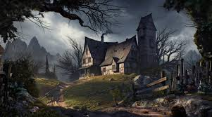 Haunted House 3364